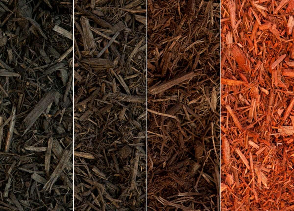 Premium Dyed Mulch Musselman Landscape Solutions